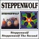 【輸入盤CD】【ネコポス送料無料】Steppenwolf / Steppenwolf/Steppenwolf The Second【★】(ステッペンウルフ)