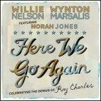 【輸入盤CD】【ネコポス送料無料】Willie Nelson/Wynton Marsalis/Norah Jones / Here We Go Again (ウィリー・ネルソン/ウィントン・マルサリス/ノラ・ジョーンズ)