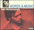 【メール便送料無料】John Mellencamp / Words & Music: John Mellencamp's Greatest Hits (輸入盤CD) (ジョン・メレンキャンプ)