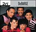 【メール便送料無料】DeBarge / Millennium Collection (輸入盤CD)(デバージ)