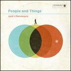 【メール便送料無料】Jack's Mannequin / People & Things (輸入盤CD) (ジャックス・マネキン)