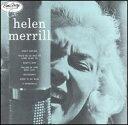【輸入盤CD】Helen Merrill / Helen Merrill with Clifford