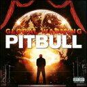 【当店専用ポイント(楽天ポイントの3倍)+メール便送料無料】Pitbull / Global Warming (輸入盤C...