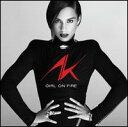【Aポイント+メール便送料無料】アリシア・キーズ Alicia Keys / Girl On Fire (輸入盤CD)【I2...