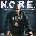 【Aポイント+メール便送料無料】NORE N.O.R.E. / Student Of The Game (輸入盤CD) 【I2013/4/9...