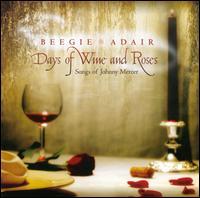 【輸入盤CD】【ネコポス100円】Beegie Adair / Days Of Wine & Roses: Songs Of Johnny Mercer(ビージー・アデール)