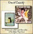 【メール便送料無料】David Cassidy / Dreams Are Nuthin More Than Wishes/Higher They (輸入盤CD)(デヴィッド・キャシディ)