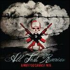 【メール便送料無料】All That Remains / War You Cannot Win (輸入盤CD) (オール・ザット・リメインズ)