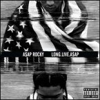 【メール便送料無料】A$AP Rocky / Long.Live.A$AP (輸入盤CD)(エイサップ・ロッキー)