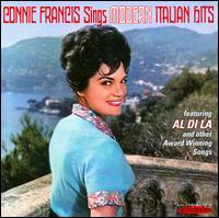 【輸入盤CD】【ネコポス送料無料】Connie Francis / Sings Modern Italian Hits (コニー・フランシス)