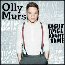 【Aポイント+メール便送料無料】オリー・マーズ Olly Murs / Right Place Right Time (輸入盤C...