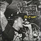 【メール便送料無料】New Found Glory / Kill It Live (輸入盤CD)(ニュー・ファウンド・グローリー)