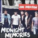 【輸入盤CD】【ネコポス100円】One Direction / Midnight Memories (ワン・ダイレクション)