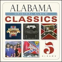 【輸入盤CD】【ネコポス送料無料】Alabama / Original Album Classics(Box)(アラバマ)