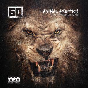 【当店専用ポイント(楽天ポイントの3倍)+メール便送料無料】50セント50 Cent / Animal Ambition...