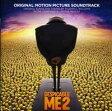 【メール便送料無料】Soundtrack / Despicable Me 2 (輸入盤CD)(怪盗グルーのミニオン危機一発)