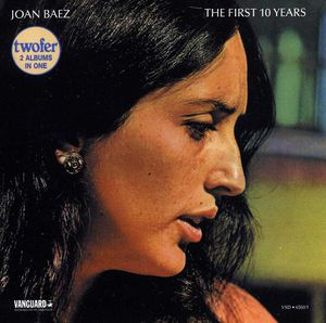 【輸入盤CD】【ネコポス送料無料】Joan Baez / First Ten Years (ジョーン・バエズ)