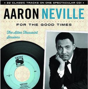 Aaron Neville/Allen Toussaint Sessions(進口盤CD)(Aaron Neville)