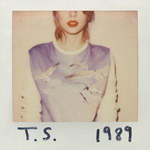 【メール便送料無料】テイラー・スウィフトTaylor Swift / 1989 (輸入盤CD)【I2014/10/27発売】...