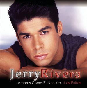 【輸入盤CD】【ネコポス送料無料】Jerry Rivera / Amores Como El Nuestro: Los Exitos (ジェリー・リヴェラ)