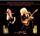 【メール便送料無料】Brain May/Kerry Ellis / Candelight Concerts Live At Montreux 2013 (w/DVD) (輸入盤CD)【2014/4/1発売】( ブライアン・メイ )