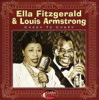 【輸入盤CD】Ella Fitzgerald & Louis Armstrong / Cheek To Cheek(ルイ・アームストロング)