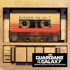 【メール便送料無料】ガーディアンズ・オブ・ギャラクシーSoundtrack / Guardians Of The Galax...