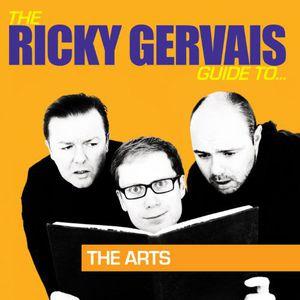 【輸入盤CD】【ネコポス送料無料】Ricky Gervais / Guide To Thearts