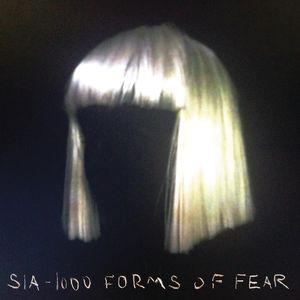 【メール便送料無料】シーアSia / 1000 Forms Of Fear(輸入盤CD)【I2014/7/8発売】(シーア)
