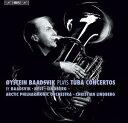 【メール便送料無料】Baadsvik/Arctic Phil Orch/Lindberg / Oystein Baadsvik Plays Tuba Cons (SACD) (輸入盤CD)