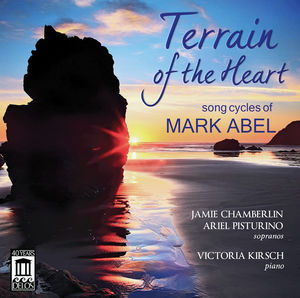 【輸入盤CD】【ネコポス送料無料】Abel/Chamberlin/Pisturino/Kirsch / Terrain Of The Heart: Song Cycles Of Mark Abel【2014/2/25発売】