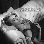 【メール便送料無料】Carrie Underwood / Greatest Hits: Decade #1 (輸入盤CD)(キャリー・アンダーウッド)