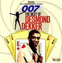 【輸入盤CD】Desmond Dekker / 007: The Best Of Desmond Dekker (デズモンド・デッカー)