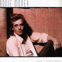 【輸入盤CD】【ネコポス送料無料】Eddie Money / Can't Hold Back (エディ・マネー)