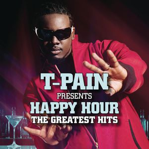 【メール便送料無料】TペインT-Pain / T-Pain Presents Happy Hour: The Greatest Hits (輸入盤...