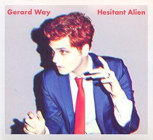 【輸入盤CD】Gerard Way / Hesitant Alien (ジェラルド・ウェイ)