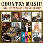 【カレンダー】カントリー・ミュージック (Country Music Hall Of Fame And Museum 2014年)【★】