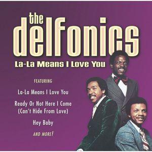 【メール便送料無料】Delfonics / La La Means I Love You (輸入盤CD) (デルフォニックス)