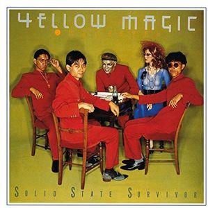 【メール便送料無料】Yellow Magic Orchestra / Solid State Surviver (輸入盤CD)(イエロー・マジック・オーケストラ)