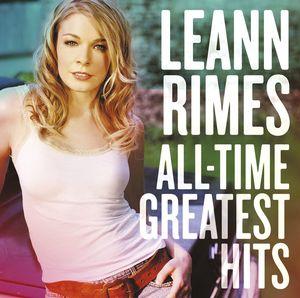【輸入盤CD】【ネコポス送料無料】LeAnn Rimes / All Time Greatest Hits (リアン・ライムス)【★】