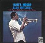 【輸入盤CD】Blue Mitchell / Blue's Moods (ブルー・ミッチェル)