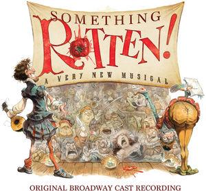 【輸入盤CD】【ネコポス送料無料】Original Broadway Cast Recording / Something Rotten (ミュージカル)