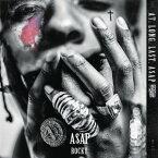 【メール便送料無料】A$AP Rocky (ASAP Rocky) / At. Long. Last. A$AP (Clean Version) (輸入盤CD)(エイサップ・ロッキー)
