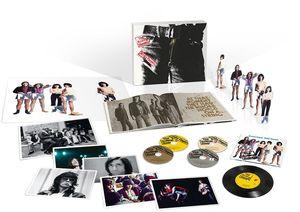 洋楽, ロック・ポップス CDRolling Stones Sticky Fingers (wDVD7 InchT-Shirt) (Super Deluxe Edition) ()