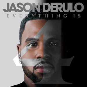 【メール便送料無料】ジェイソン・デルーロJason Derulo / Everything Is 4 (輸入盤CD)【I2015/...