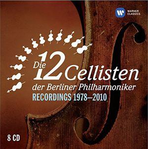 【輸入盤CD】12 Cellists / 12 Cellists Of The Berlin Philharmonic Orch(12チェリスト)