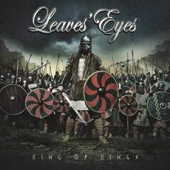 Leaves' Eyes / King Of Kings (Digipak) (輸入盤CD)【I2015/9/18発売】(リーヴズ・アイズ)