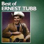 【メール便送料無料】ERNEST TUBB / BEST OF (輸入盤CD) (アーネスト・タブ)