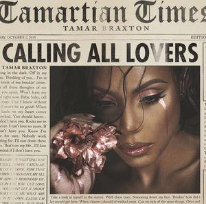 【輸入盤CD】Tamar Braxton / Calling All Lovers (テイマー・ブラクストン) 【★】