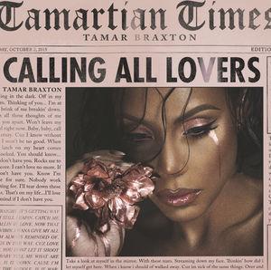 【輸入盤CD】Tamar Braxton / Calling All Lovers (Deluxe Edition) (テイマー・ブラクストン)